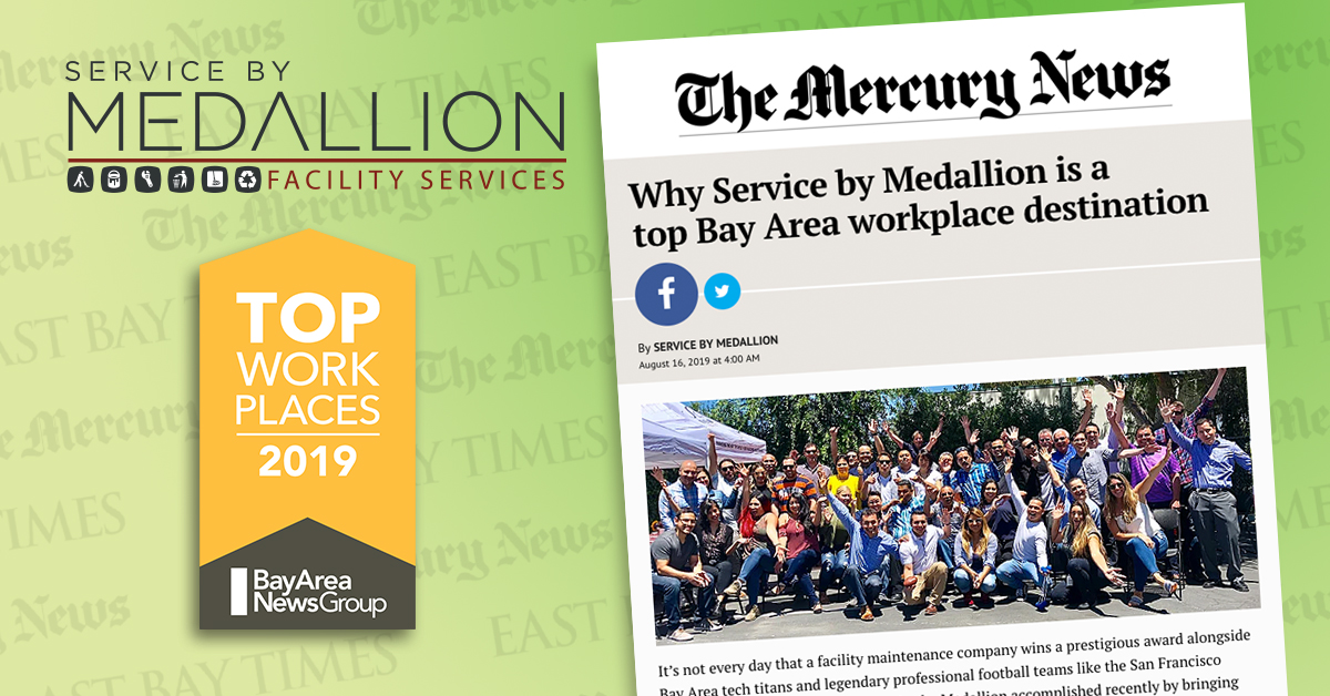 Service by Medallion Mercury News coverage
